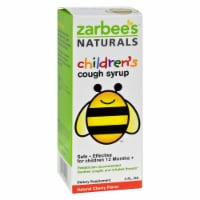 Zarbee's All Natural Cherry Children's Cough Syrup