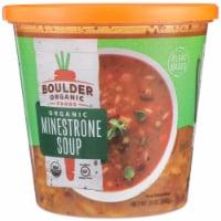 Boulder Organic Garden Minestrone Soup