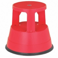 Xtend + Climb Office Step Stool,Red,15 In. H  961 - 1