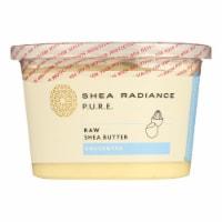 Shea Radiance Unscented Shea Butter  - 1 Each - 14 OZ