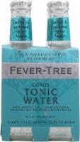 Fever-Tree Citrus Tonic Water - 4 bottles / 6.8 fl oz
