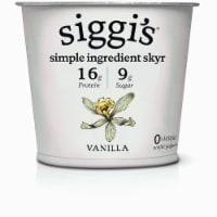 Siggi's Vanilla Skyr Icelandic Style Strained Nonfat Yogurt