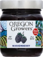 Oregon Growers & Shippers Marionberry Fruit Spread