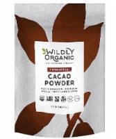 Wildly Organic  Fermented Cacao Powder