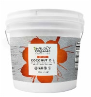Wildly Organic  Refined Coconut Oil