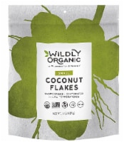 Wildly Organic  Small Coconut Flakes