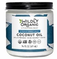Wildly Organic  Virgin Unrefined Coconut Oil