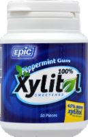 Epic Dental Xylitol Peppermint Gum
