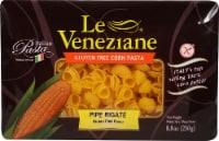 Le Veneziane  Gluten Free Corn Pasta Pipe Rigate