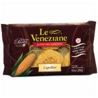 Le Veneziane Gluten Free Capellini Corn Pasta