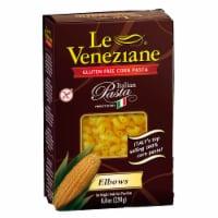 Le Veneziane Gluten Free Elbows Corn Pasta - 8.8 oz