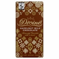 Divine Hazelnut Milk Chocolate Bar