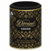 Divine Chocolate  Cocoa Powder Fair Trade
