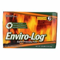 Enviro Log Firelog - 6/5 lb. - Case of 1 - 6/5 LB each