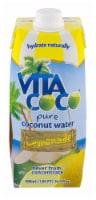 Vita Coco Lemonade Coconut Water - 16.9 fl oz