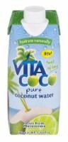Vita Coco Pure Twist Of Lime - 16.9 fl oz