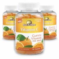 Rise-N-Shine Vitamin C Adult Gummies-90 Count - Buy 2 Get 1 Free Pack
