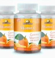 Rise-N-Shine Vitamin C Gummy Vitamins-30Count - Buy 2 Get 1 Free Pack