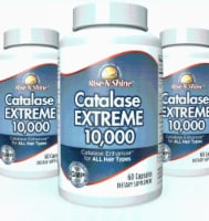 Rise-N-Shine Catalase Extreme 10,000 Vitamins - Buy 2 Get 1 Free Pack