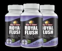 Rise-N-Shine Royal Flush - Buy 2 Get 1 Free Pack