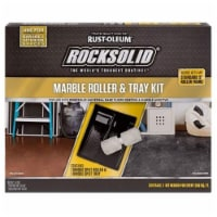 Rocksolid 60080 Marble Roller & Tray Kit for 9in Roller Frame - 1 pack each