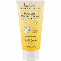 Babo Botanicals Sensitive Skin Soothing Diaper Cream