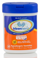 Kleenhanz Moist Towelettes Travel Canister