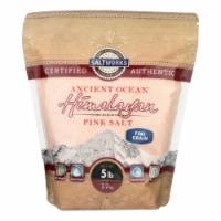 Saltworks - Salt Pink Himalayan Fine - 1 Each - 5 LB - 5 LB