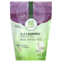 Grab Green Lavender Laundry Detergent Pods