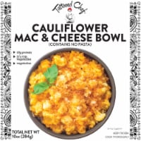 Tattooed Chef™ Cauliflower Mac and Cheese Bowl Frozen Meal - 9 oz
