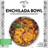 Tattooed Chef Riced Cauliflower Enchilada Bowl Frozen Meal
