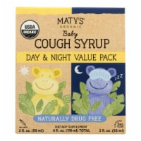 Maty's - Cgh Syrup Baby Day Ngt - 1 Each - 4 FZ - Case of 1 - 4 FZ each