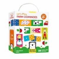 Let's play Farm Dominoes - 1