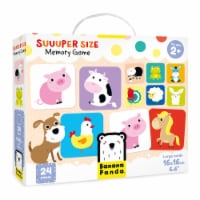 Suuuper Size Memory Game age 2+