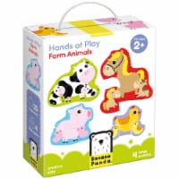 Hands at Play  Farm Animals - 1