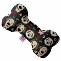 Dapper Dogs 6 inch Bone Dog Toy