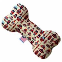 Rocket Man 6 inch Bone Dog Toy