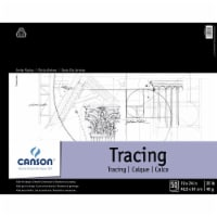 Canson Foundation Series 25-Pound Weight Tracing Paper - 50 Sheets