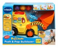 VTech Pop-a-Balls Push and Pop Bulldozer