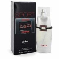 Mister Lomani Sport by Lomani Eau De Toilette Spray 3.3 oz - 3.3 oz