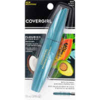CoverGirl Flourish by Lash Blast 805 Black Mascara