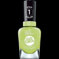 Sally Hansen Miracle Gel Neon 052 Electri-Lime Nail Color - 1 ct