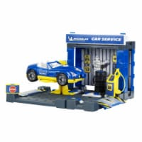 Theo Klein Michelin Car Service Station Kids Toy w/ Accessories for Ages 3 & Up - 1 Piece