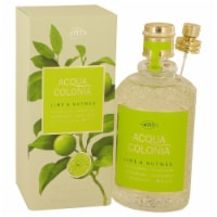 4711 Acqua Colonia Lime & Nutmeg by 4711 Eau De Cologne Spray 5.7 oz - 5.7 oz