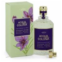4711 Acqua Colonia Saffron & Iris by 4711 Eau De Cologne Spray 5.7 oz - 5.7 oz