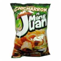 Jack 'n Jill Sukang Paombong Ni Mang Juan Non-Pork Chicharron - 3.17 oz