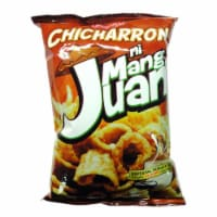 Jack 'n Jill Espesyal Suka't Sili ni Mang Juan No-Pork Chicharron - 3.17 oz