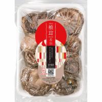 Forest-grown Japanese Dried Shiitake Mushroom KOSHIN, 42-75mm, 70g - 1