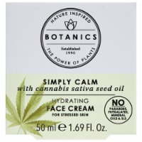Botanics Simply Calm Hydrating Face Cream - 1.69 fl oz