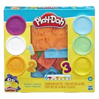 Play-Doh Fundamentals Numbers Modeling Compound Playset